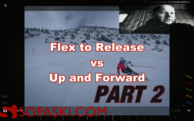 Flex to Release vs Up and Forward PART 2